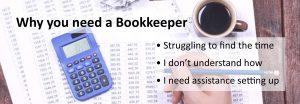Bookkeeper New Milton