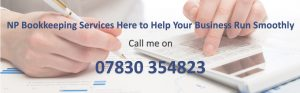 Bookkeeping Hordle and New Milton